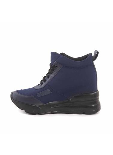 Kemal Tanca Sneakers Lacivert